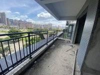 惠州学院对面5房南北通透!前后露台,随时看房