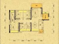 出售佳兆业东江新城3室2厅2卫128平米100万住宅