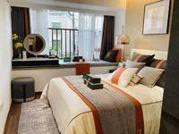 富铭苑 58平至140平中式庭院洋房 低首付购湖边精装2房 西湖边上的