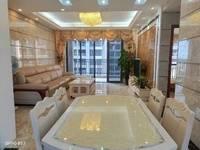 河南岸新天虹商圈2017年楼龄宏益花城精装朝花园三房