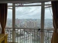 书城楼上城市一号电梯房 落地窗全面看景 价格优惠 来电即看