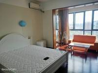 无中介费 出租佳兆业中心1室1厅1卫45平米1500元/月住宅