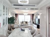 江北 江湾南岸2期 一线东江江景 硬装100万顶级豪华装修 全屋名牌