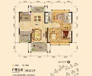 【户型3】3房2厅2卫