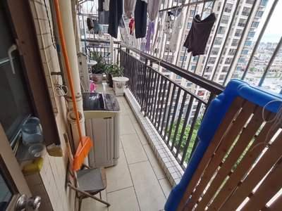 江北精装温馨3房 首付17万 西南朝向采光通透 39小学位房 近轻轨