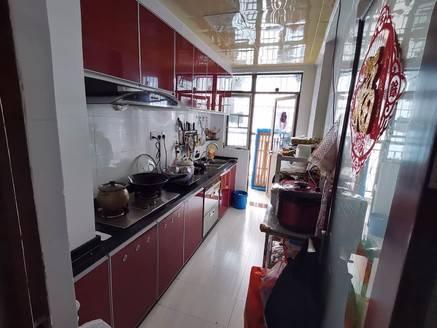 江北精装温馨3房 首付17万 西南朝向采光通透 39小学位房