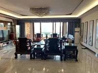 中洲湾上花园 3梯两户纯板楼结构 业主花180万装修 全线湖景无挡湖景房
