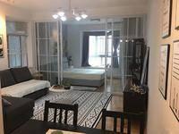 新天虹商圈恒和金谷精装一房出售,高层朝南,带27小双