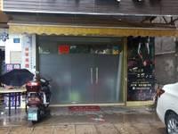 出租河南岸28号小区临街60平米2500元/月商铺
