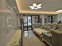 中洲中筑花园三期,豪华装修全新未入住,10米超大阳台。