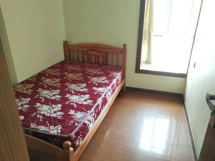 五中对面 裕丰园3房2厅看花园 生活上学便利 价格美丽 看房有钥匙