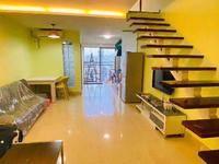 金诺酒店旁 泰豪广场复式2室1厅装修新净随时入住