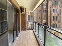 全新装修 160万 3 1房 7米大阳台 南北通小区共21栋