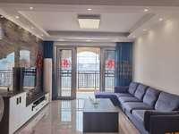 三环新天虹 高端住宅瑞峰公园里 灰色系现代风格3房首次出租
