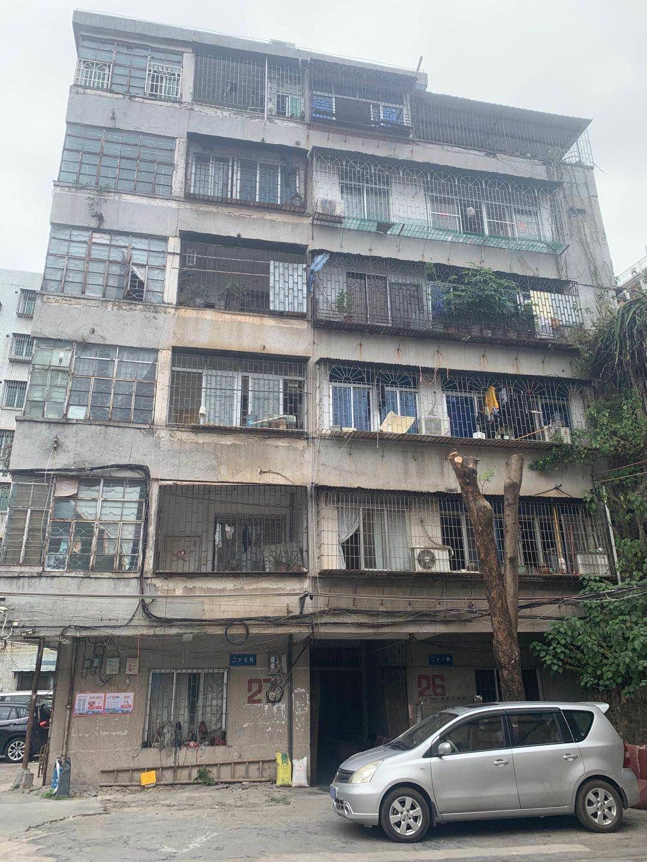 中山北路惠阳机关宿舍3房2厅出租