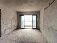 山水华府4期标准3房看房有钥匙户型方正花园中间