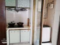 江北中心区,精装2房,家居齐全,干净整洁,采光好