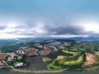 白鹭湖揽翠堡送2000平的私家花园 私家码头 高端豪宅别墅 成本价出售