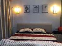 义乌公寓出租2房1厅1卫,精装修,家具齐全,拎包入住
