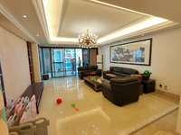 江北豪宅 合生帝景湾四期 286平前后大阳台南北通双套间5房 独立电梯一梯一户