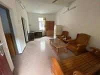 出租下角十五小学附近 步梯4楼2房2厅1卫 带部分家电 租金600元