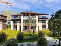 江北CBD唯一 双拼别墅 200多平大花园 实用率300 地下两层 地上三层
