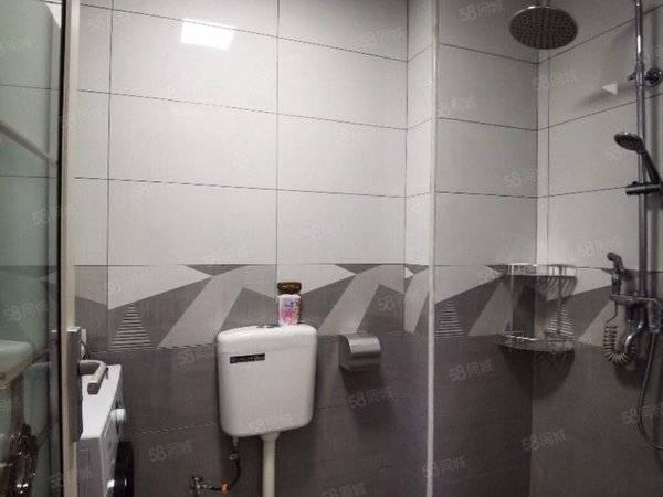 下角菱湖花园电梯房复式2房租1500