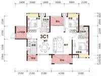 国汇山 花园中间 顶楼复式 实用率超级大 稀缺房源 看房方便