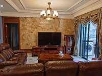 豪华装修 国汇山 四房两厅 家私电器齐全 真实图片