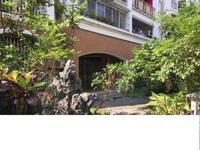 惠州一中旁,东江学府一期,花园中间,带小花园。
