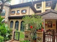 金山湖豪宅区 ,珑湖湾双拼别墅 ,前庭后院 ,金山湖标杆