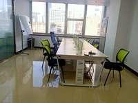 江北CDB中心,双子星大厦,102平米,办公写字楼出租。