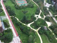 金山湖中洲天御 中空真复试 使用面积高大180平方 单价低 看房有钥匙