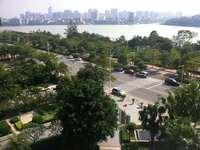 江北市政中心 江边四房 富力丽港中心