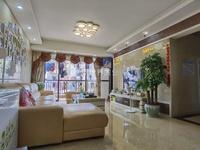 新天虹旁 华乐弘城精装修三房两厅128平165万出售,朝南,双阳台,真实图片