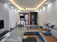 新房首出租 全新家私电器方直东岸大3房103平租3300元 随时可以看房