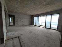 一线江景房 中海水岸城二期 南北通透大4房 8米景观阳台