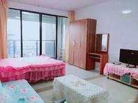 港惠商圈 恒和主场精装修一房一厅 价格便宜 高层采光好 看房有钥匙