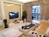 业主降2万 一中对面 东江学府三期二区 豪华装修 2个幼儿园 惠南学校学区房