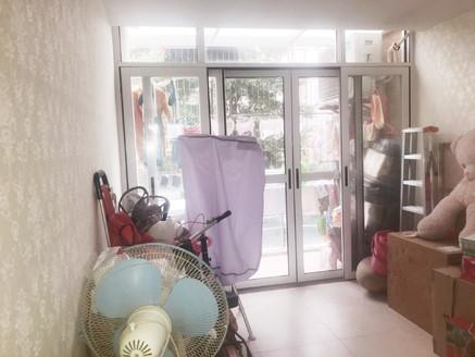 中锴金城花园 带十一小 中式豪华装修 阳台可看江景,