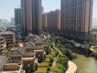 笋盘推荐 美丽洲花园 中层南北通标准5房,阳台看花园和湖景,业主诚心出售包过户。