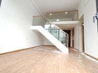 投资首选商圈旁奥园领寓 44平复式精装公寓 可办公 看房钥匙在手