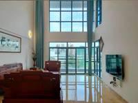 金山湖国墅园中空复式,323平精装5房3厅9.8成新一梯一户