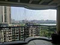 江北中心区 中高楼层四房 园区中间 合生帝景湾