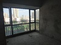 新笋盘 江北双城国际 花园中间3房 实用 看房方便