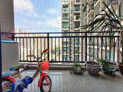 江北CBD稀缺大两房复式,带南坛小学学位。中惠城