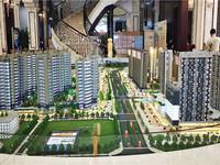 壹城中心户型89-131 离莞惠城轨仲恺站约2公里,由12栋高层、1栋幼儿园构成
