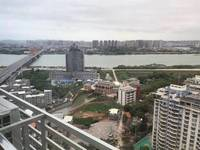 江北中心 首付8万 唯一 住宅性质江景公寓 东江湾 精装现房 即买即收租