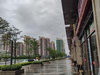 中洲天御一期沿街商铺,层高9米门面7米多宽 带8000月租 回报率高