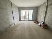 新出!下角江湾一品实用4加1房2厅2卫双阳台南北通 花园中间 售价165万